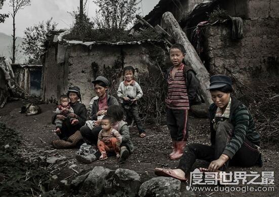 中国最穷的地方,四川大凉山彝族穷到骨子里的地方