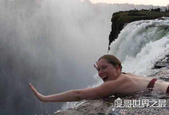 世界最可怕游泳池盘点,110米瀑布顶端上的魔鬼池夺冠