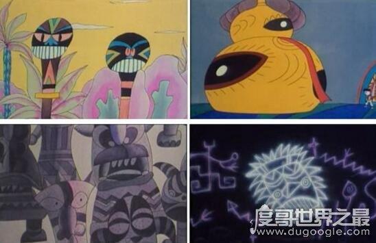 魔方大厦为什么恐怖的原因,童年阴影画风诡异惊悚