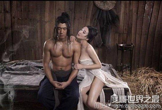 古代妓女行业中最为悲惨的一类,营妓死了都没人埋