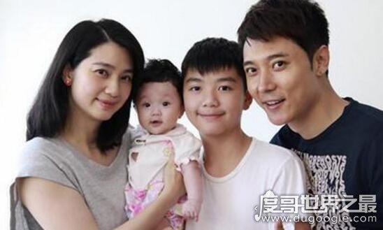 张丹峰老婆洪欣个人资料,相差十岁带前夫的儿子