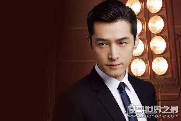 中国最帅的男人,胡歌/彭于晏迷倒万千少女