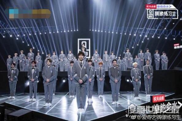 偶像练习生主题曲EiEi火爆上线,蔡徐坤占据MV的C位注定要火