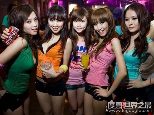 北京十大最容易艳遇的夜店,空气中都散发着浓浓的荷尔蒙