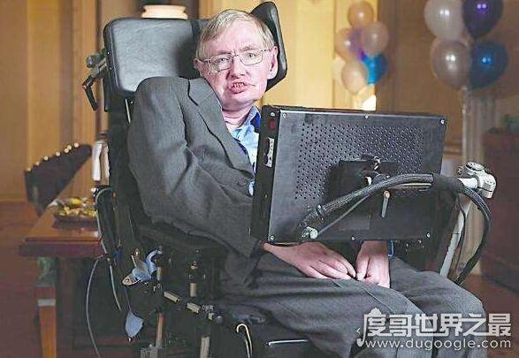 霍金已经被外星人控制是谣言,他在最先进的科技下创造奇迹