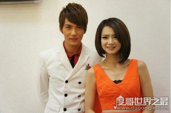 徐正曦的女朋友是三栖艺人周丽淇,电视剧卫子夫是其定情之作