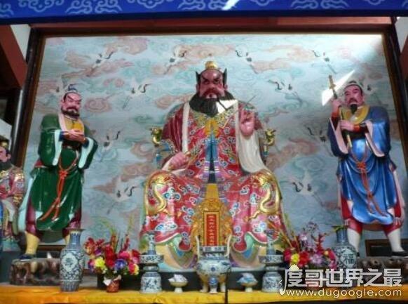 张天师是谁,天师道创始人/传说中道教四大天师之首的张道陵