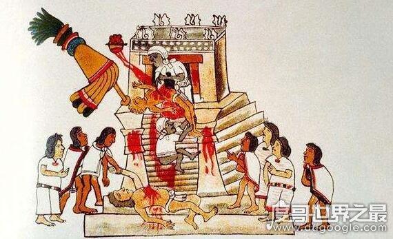 现存最血腥残忍的习俗活人祭祀,最初的祭品却认为是神圣的