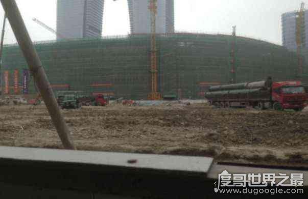 """讲真?""""中国最高楼""""苏州中南中心烂尾了?2021年或将完工"""