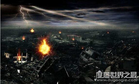 1999年发生了什么事情,一场关于人类生死存亡的大战