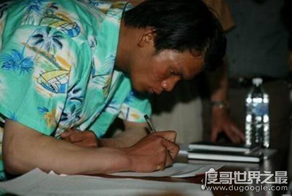 马加爵放过的唯一舍友林峰,只因偶然的一碗饭保住一条命