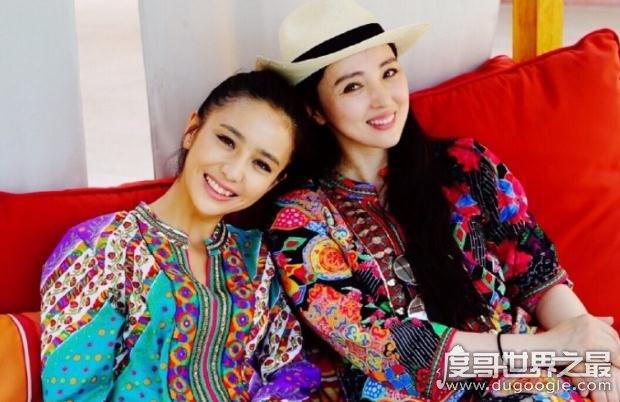 董璇和佟丽娅不仅人长得像,连丈夫也都同样出轨