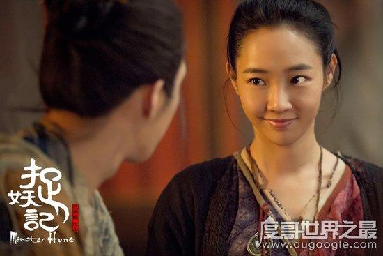 """王珞丹和白百合对比照,娱乐圈又一对""""双胞胎""""姐妹花"""