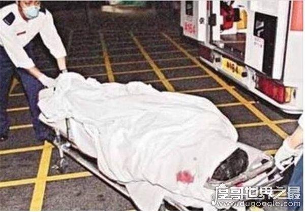 揭秘张国荣死亡之谜真相,张国荣死亡现场照片曝光(不忍看)