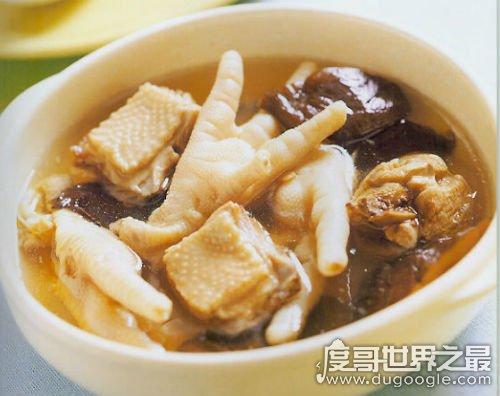 盘点中国十大禁菜,龙须凤爪做法太残忍(活剜鸡掌心)