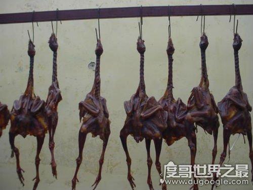 中国十大禁菜之风干鸡,做法残忍但美味无敌(刘皇叔婆子鸡)