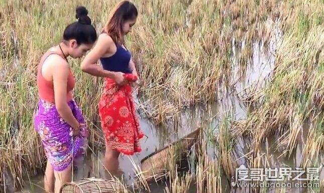 柬埔寨女人村真的没有一个男人,但她们并不禁止男人进入