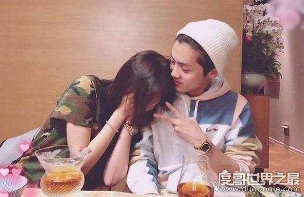 鹿晗和关晓彤分手了吗,关晓彤陪鹿晗录跑男是因为不放心