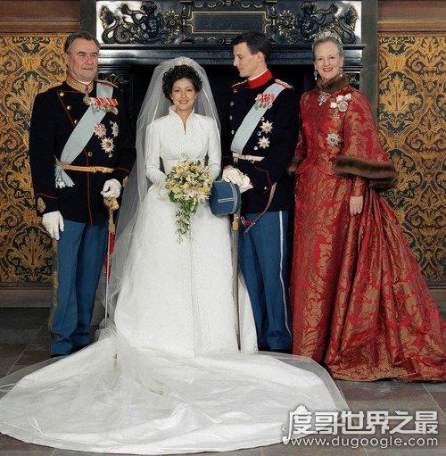 丹麦王妃文雅丽,与王子离婚后的她把生活过成了童话