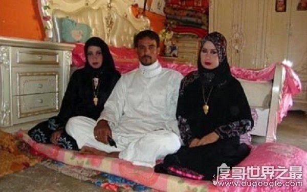 盘点全球一夫多妻制的国家,儿子竟然能娶自己的母亲(奇葩)