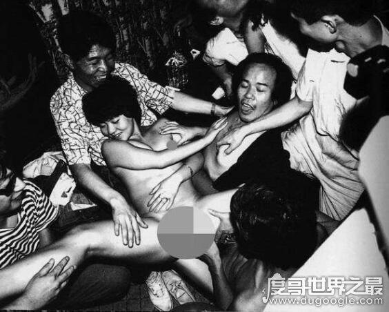 重口味的日本性文化,乱交群交甚至兽交却被政府默许