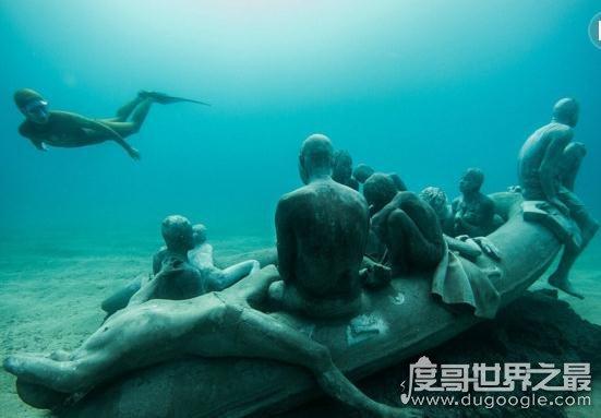 神秘海底人真的存在吗,疑似证明其存在的两大依据曝光