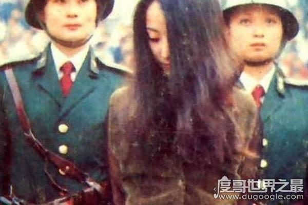 美女死刑犯陶静生前照片曝光,一个被爱冲昏头脑的女孩