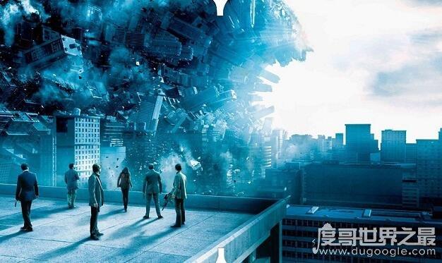 科幻电影排行榜前十名,高分电影《盗梦空间》你看过吗