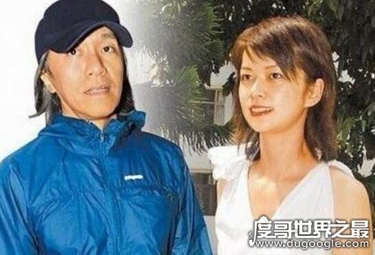 周星驰老婆疑是于文凤,两人长达13年的感情无疾而终