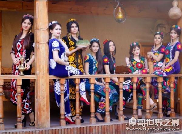 塔吉克斯坦美女生活现状,一夫多妻制国家(男人的天堂)