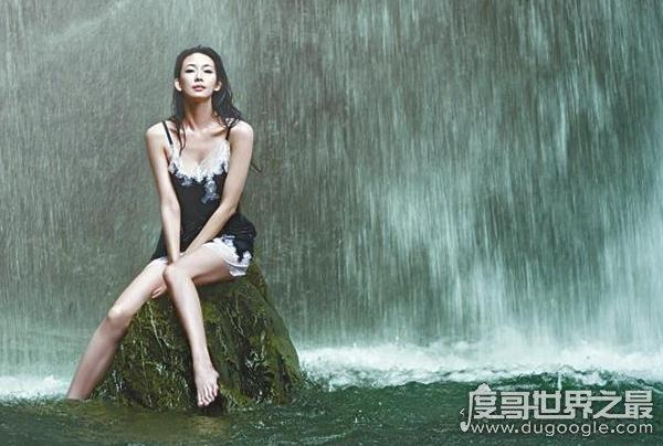 中国十大身材最好的女星,宅男女神柳岩竟然脱榜(杨幂垫底)