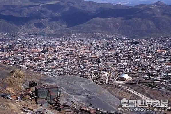 世界上有地狱_世界上最大最恐怖的银矿,波托西银都吞噬800万人 — 度哥世界之最