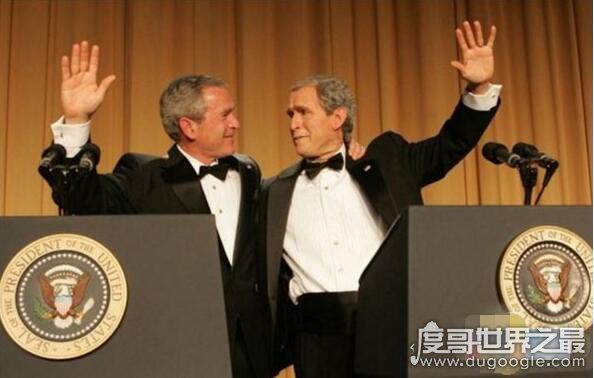 世界十大最强名人模仿者,在白宫小布什都开始怀疑人生了