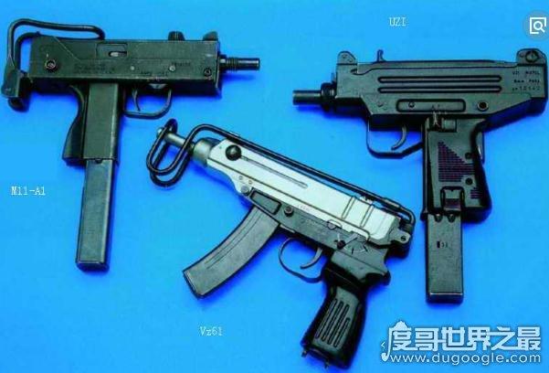 欧冠万博官网登陆冲锋枪排名,MP5冲锋枪(一直被模仿,从未被超越)