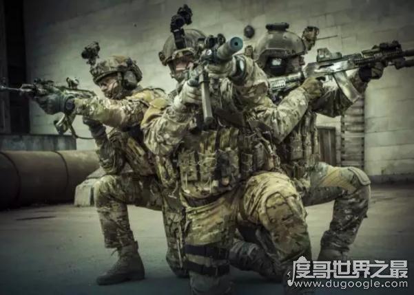 世界十大特种部队排名,令人闻风丧胆的敢死队(中国脱榜)