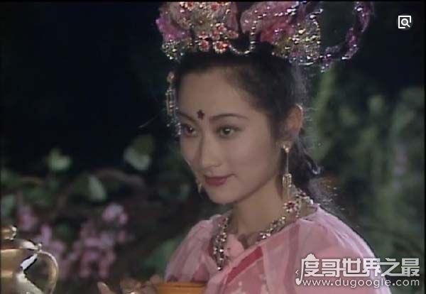 西游记中颜值最高的女妖精排行榜,广寒宫玉兔精位居榜首