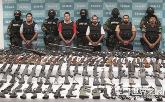 世界十大最危险的帮派,ms-13进行所有能犯罪的活动