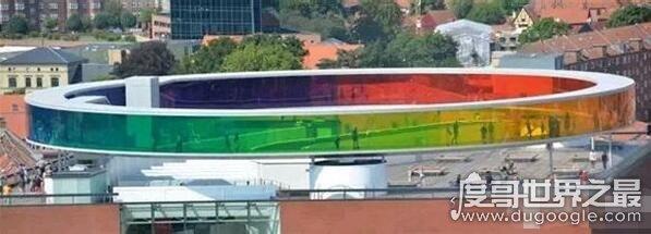 世界上最特立独行的9个屋顶,200米高空的网球场太任性