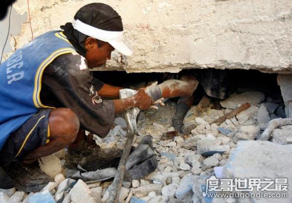 盘点人类史上十次超级大地震,中国竟经历了三次(天灾无情)
