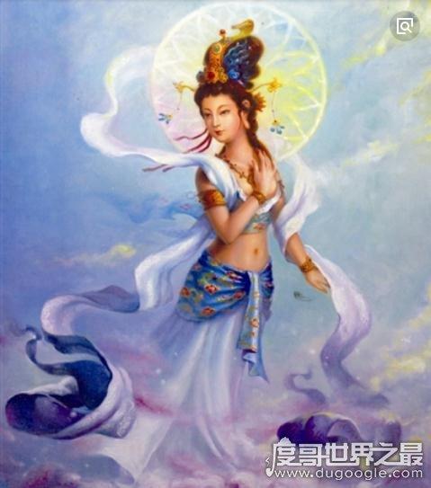 盘点上古神话中的十大女神,嫦娥毫无争议是最美的女神