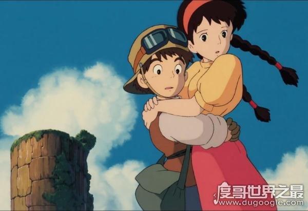 盘点宫崎骏最经典的十大动画电影,日本动画电影界的神作