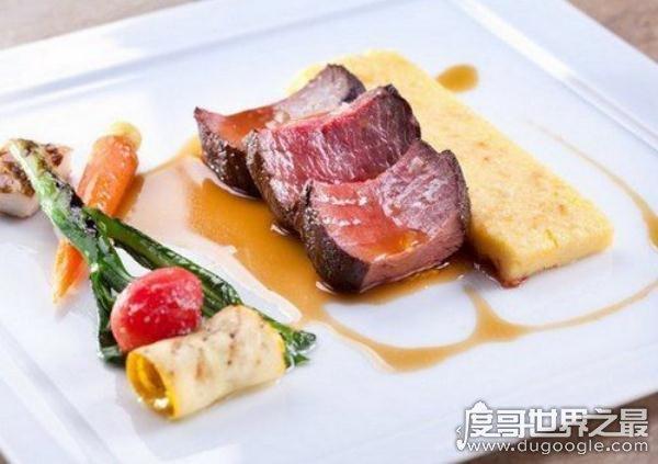 盘点国内十家著名的米其林餐厅,花几千块也吃不饱的高档餐厅