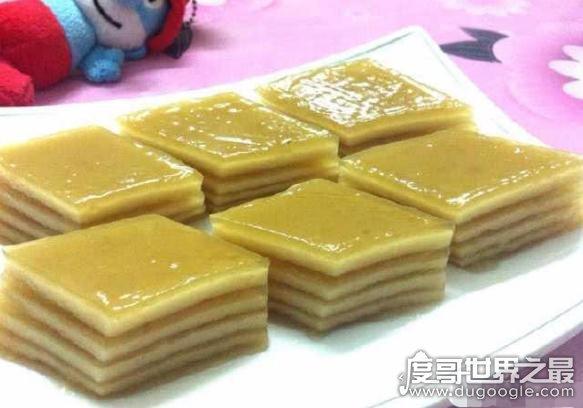 盘点中国传统的十大糕点,你吃过哪些(中华美食的经典之作)