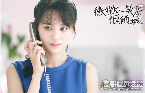 盘点空气刘海最好看的女明星,郑爽的空气刘海造型登颜值巅峰