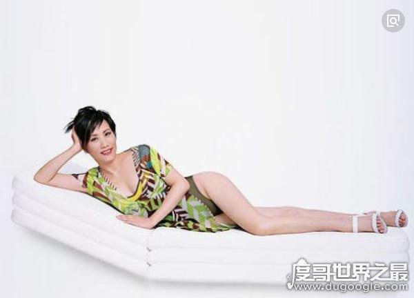 盘点娱乐圈十大不老女神,76岁琼瑶(时光在她身上停滞了)