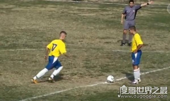 2秒进球 历史上足球最快进球,武克·巴基奇开场2秒进球(惊呆了)