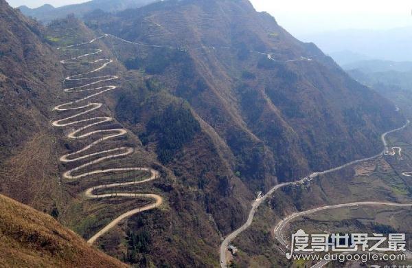 """盘点中国十大最美公路,广西的合那高速堪称""""天堂之路"""""""