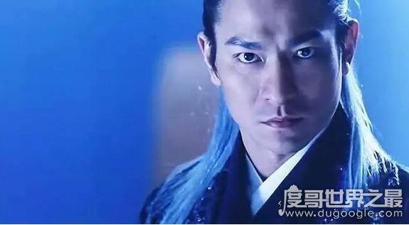 古龙笔下十大枭雄,绝世高人吴明在海外操控整个中原