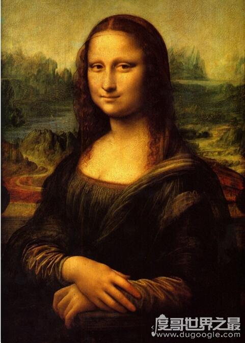 欧冠万博官网登陆名画赏析,蒙娜丽莎隐藏着巨大的秘密