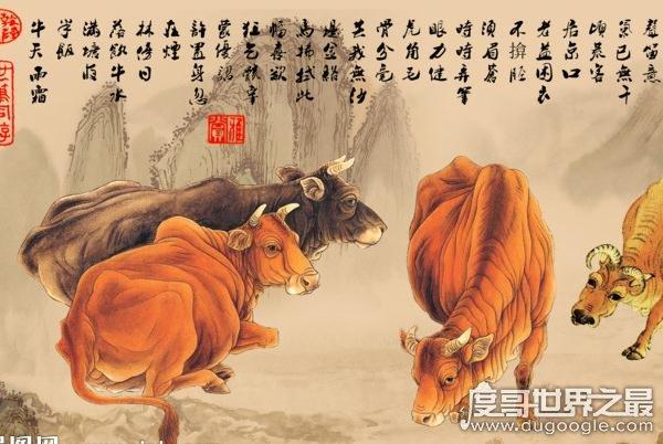 中国十大名画,顾恺之(洛神赋图)中国古典绘画之瑰宝